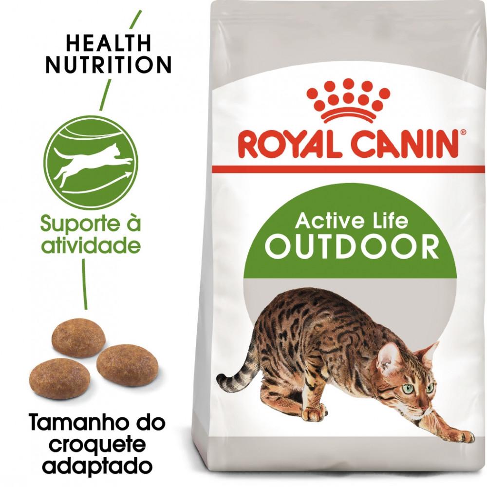 Royal Canin Outdoor Gato adulto