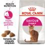 Ração para gato Royal Canin Savour Exigent