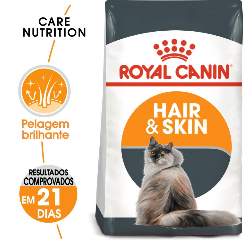 Royal Canin Hair & Skin Care Gato adulto