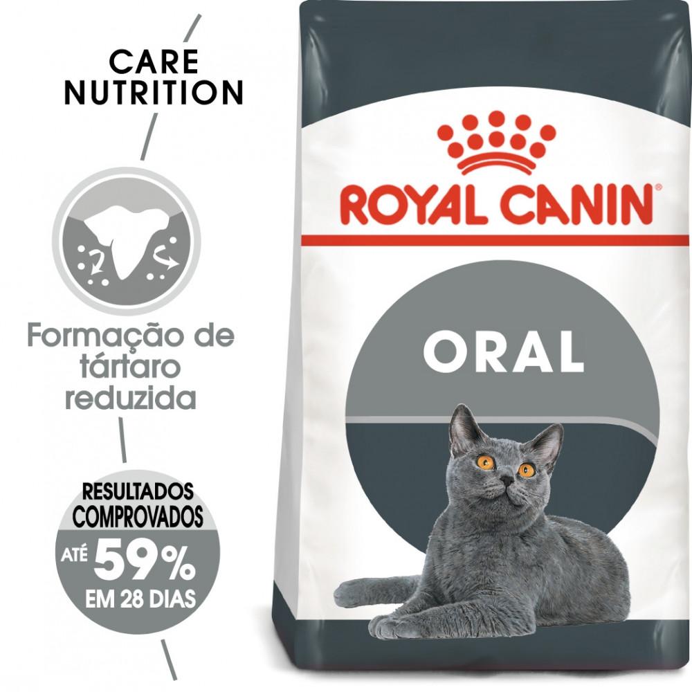 Royal Canin Oral Care Gato adulto
