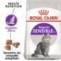 Ração para gato Royal Canin Sensible