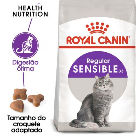 Royal Canin Sensible Gato adulto