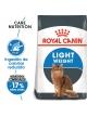 Ração para gato Royal Canin Light Weight Care