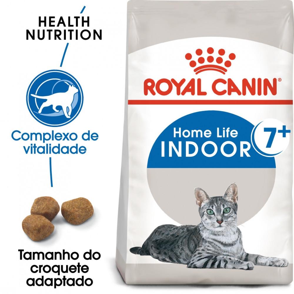 Royal Canin Indoor 7+ Gato adulto