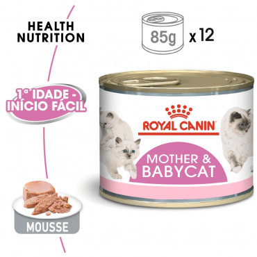 Royal Canin Mother and Babycat - Em mousse