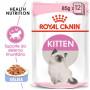 Ração para gato Royal Canin Wet Kitten Jelly