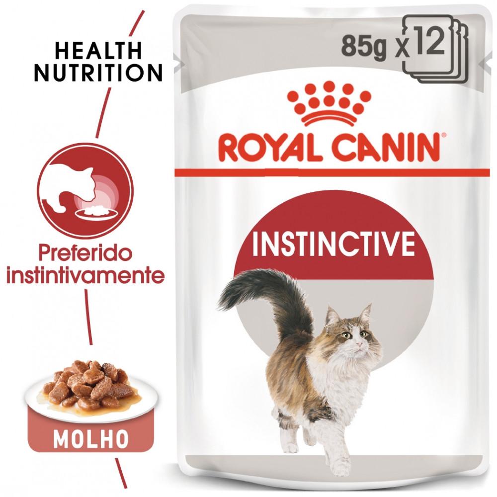 Royal Canin Instinctive Gato adulto - Em molho