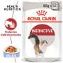 Ração para gato Royal Canin Wet Instinctive Jelly