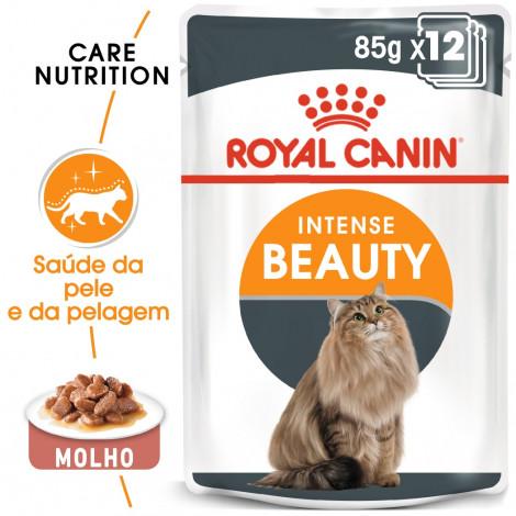 Royal Canin Intense Beauty Gato adulto - Em molho