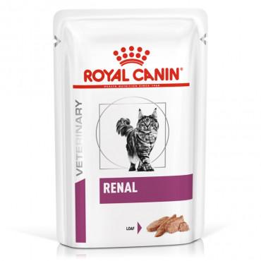 Royal Canin Renal Gato adulto - Em mousse