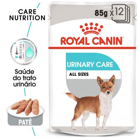 Royal Canin Urinary Care Cão adulto - Em patê