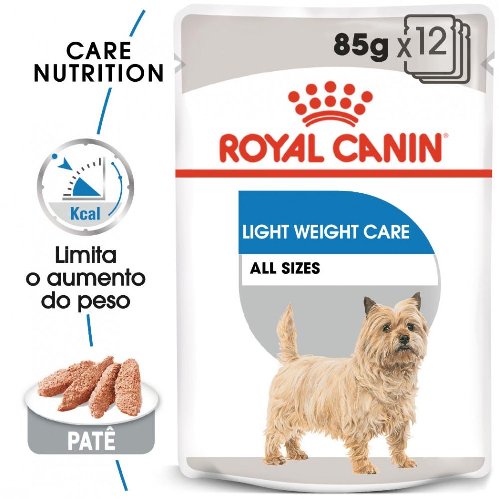 Royal Canin Light Weight Care Cão adulto - Em patê