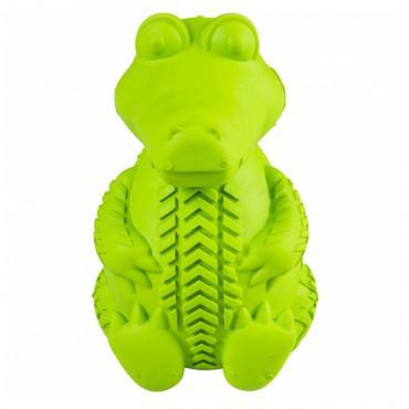 Duvo+ Crocodilo de borracha para cão
