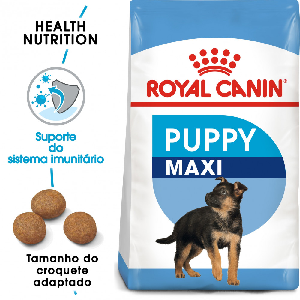 Royal Canin Cão Puppy Maxi