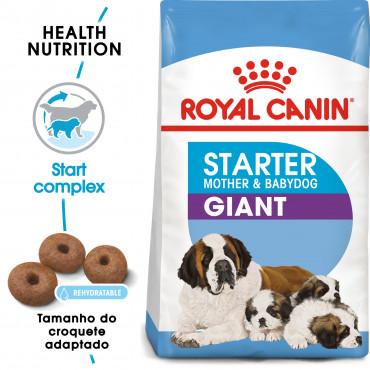 Ração para cão Royal Canin Giant Starter Mother & Babydog