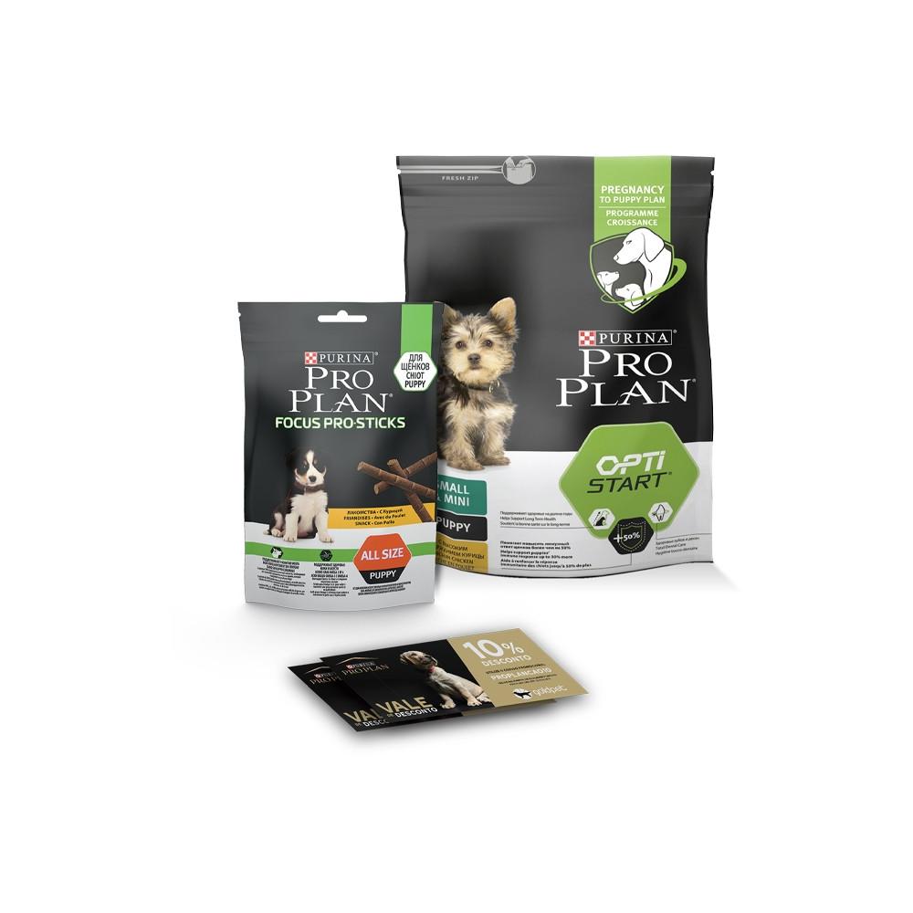 Kit Pro Plan & Goldpet - Cachorro