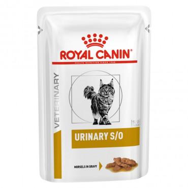 Royal Canin Urinary S/O Gato adulto - Em molho