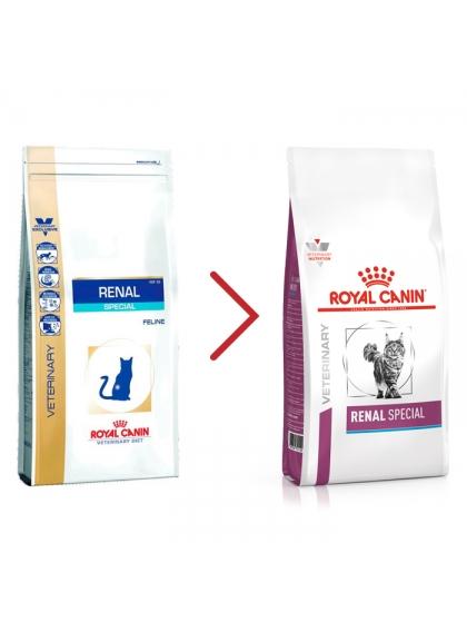 Ração para gato Royal Canin Renal Special