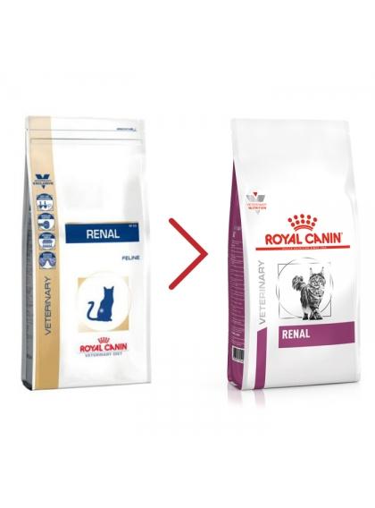 Ração para gato Royal Canin Renal