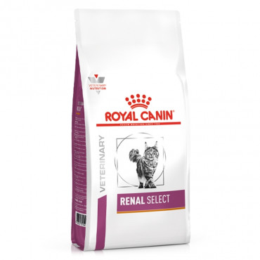 Ração para gato Royal Canin Renal Select