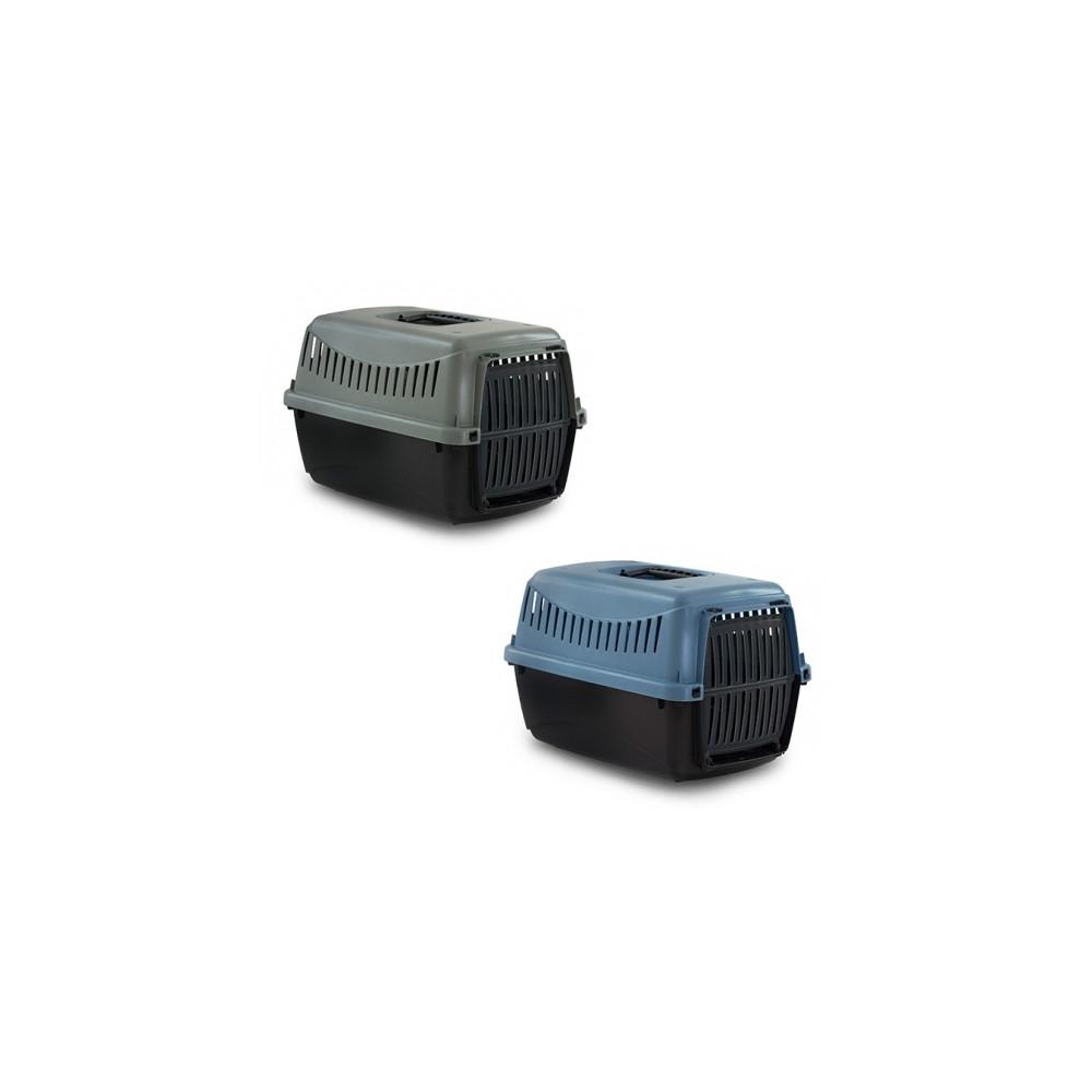 Duvo+ Transportadora ecológica Gipsy para gatos e cães pequenos