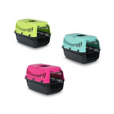 Duvo+ Transportadora Gipsy para gatos e cães pequenos