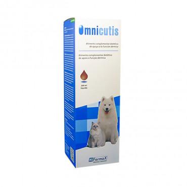 Omnicutis líquido para cão e gato