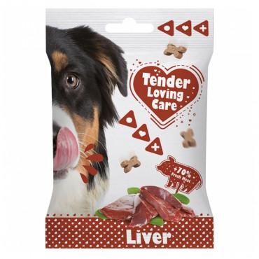 Duvo+ Soft Snacks de fígado para cão