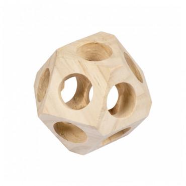 Duvo+ Bola de madeira para roedores