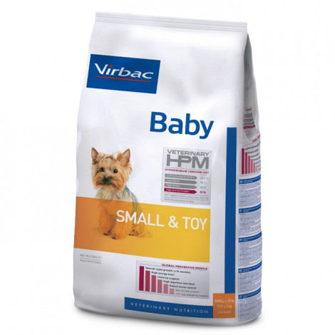 Virbac Cão puppy Baby Small & toy