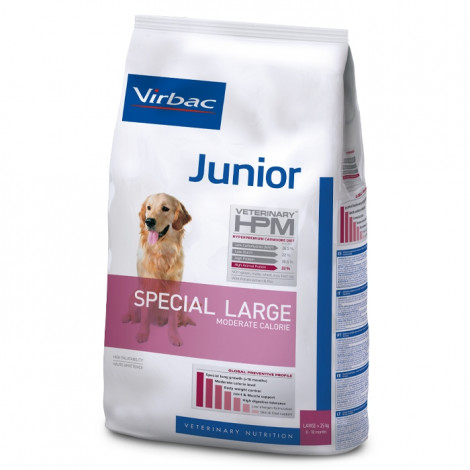 Virbac Cão Junior Special Large