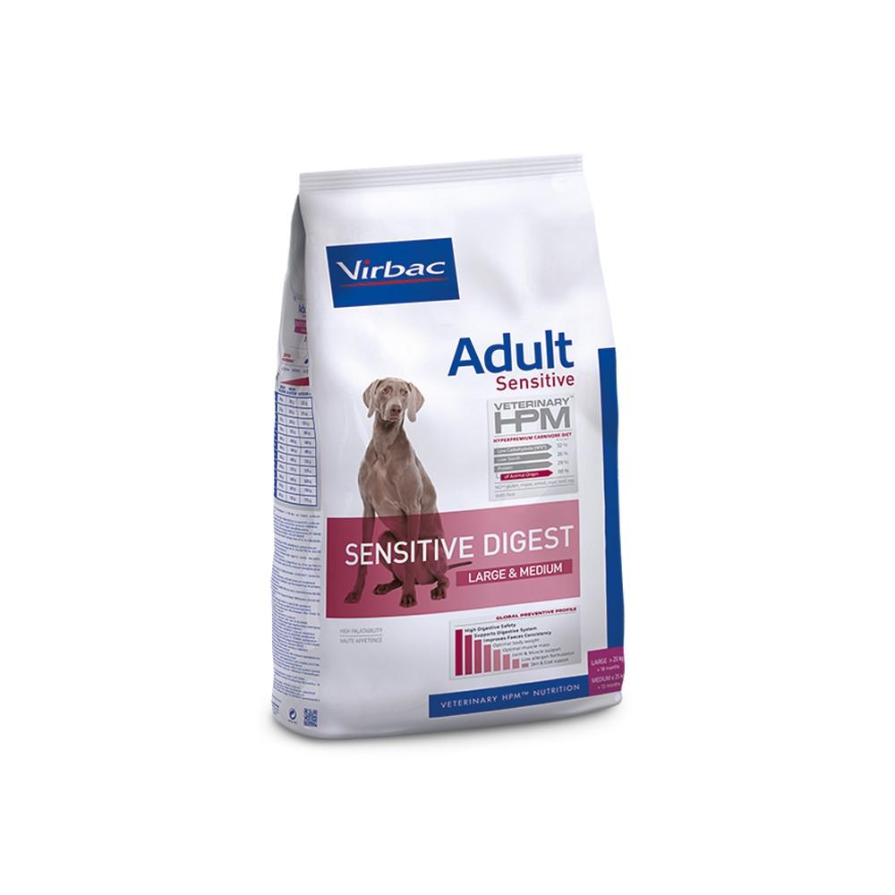 Virbac Sensitive Digest Cão adulto Large & medium