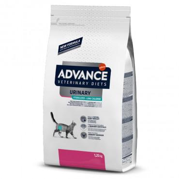 Advance Urinary Sterilized Low calorie Gato adulto