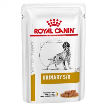 Royal Canin Urinary S/O Cão - Em molho