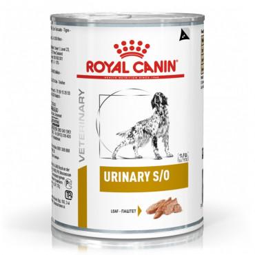 Royal Canin Urinary S/O Cão adulto - Em patê