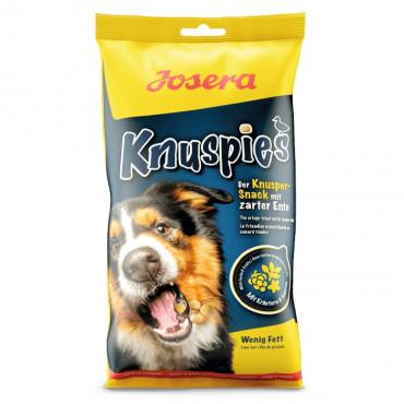 Josera Knuspies Snacks para cão - Pato