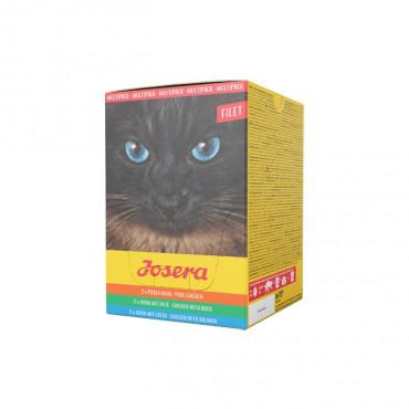 Josera Gato adulto - Filet Multipack