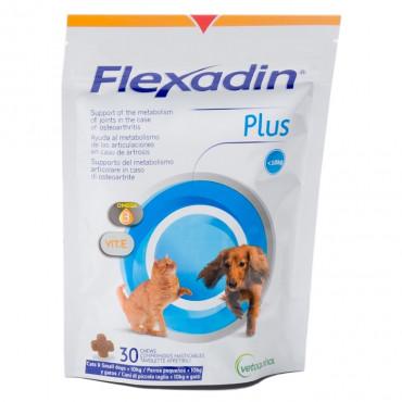 Flexadin Plus para cães pequenos e gatos