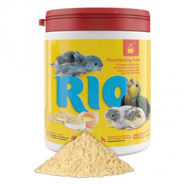RIO Alimento à mão para crias