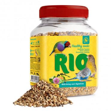 RIO Sementes saúde para aves