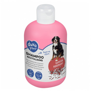 Duvo+ Champô revitalizante de alecrim para cães