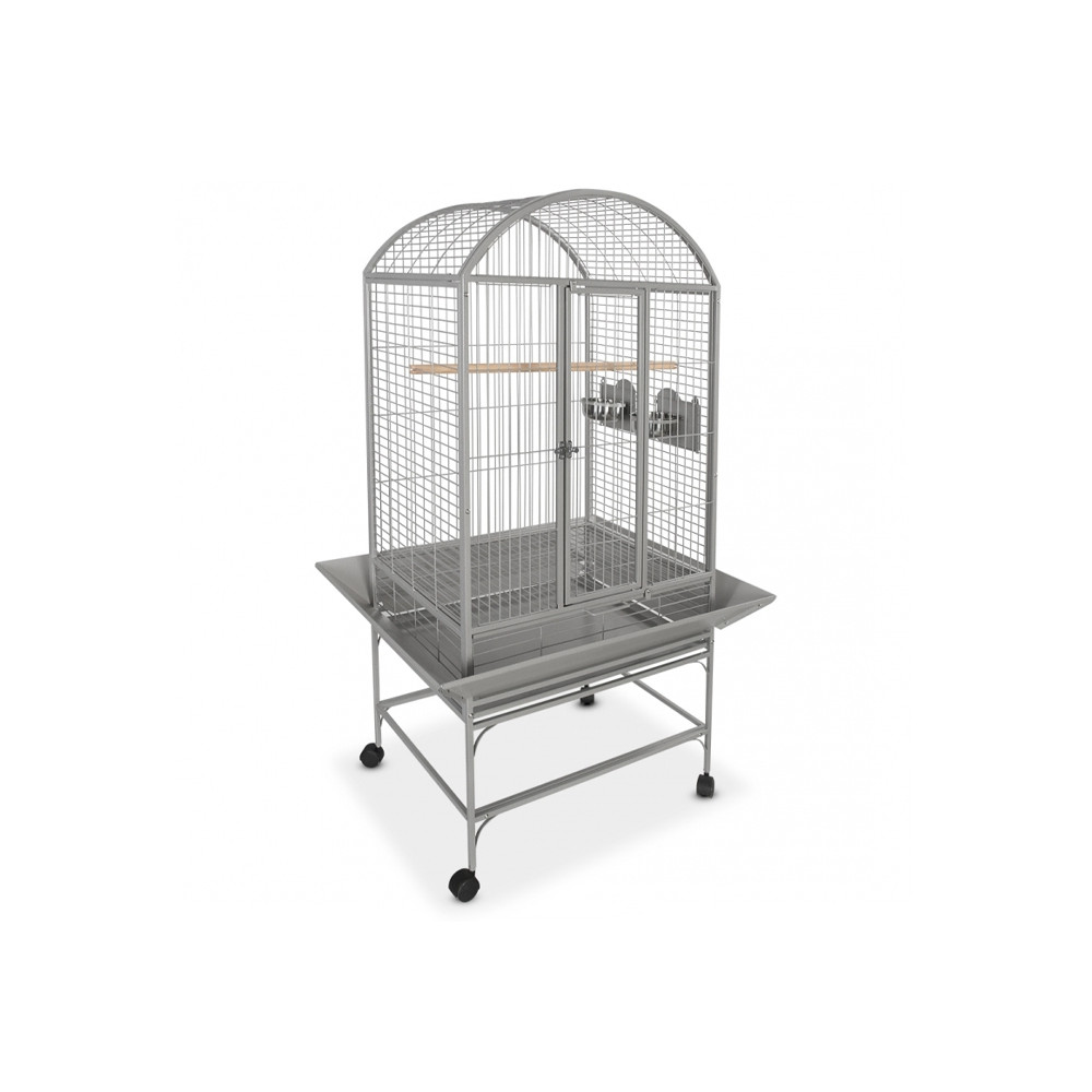 Duvo+ Gaiola com rodas Loft Rico para papagaios