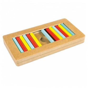 Duvo+ Slide 'N Snack Puzzle Paw - Jogo para cães e gatos