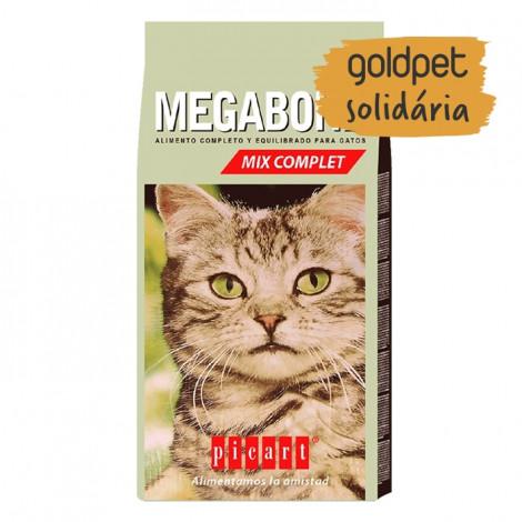 Goldpet Solidária - Picart Megabone Mix Gato adulto
