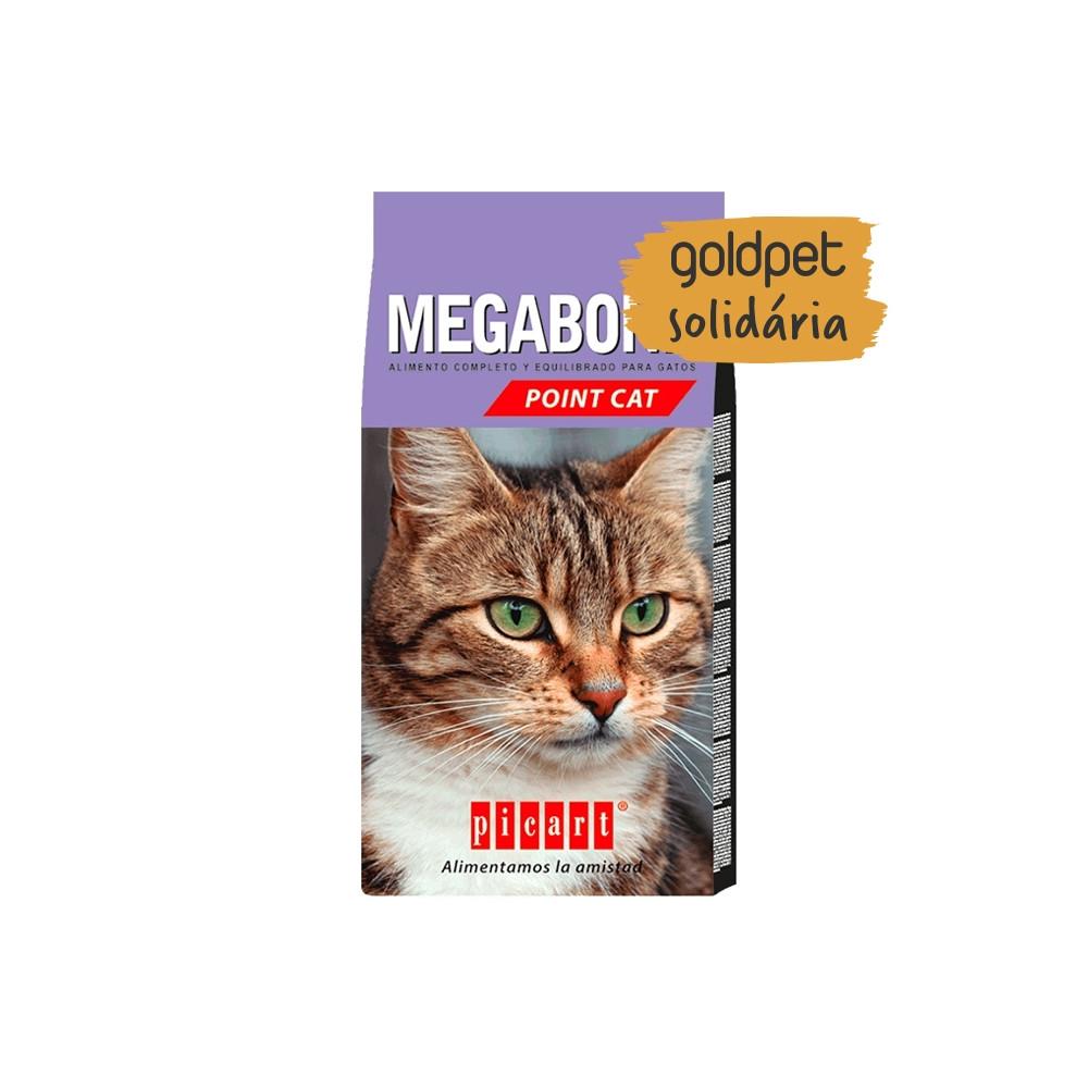 Ração Solidária Económica Point Cat