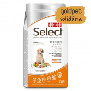 Ração Solidária Premium Cão Puppy Medium