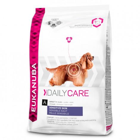 Eukanuba Daily Care Cão Adulto Sensitive Skin