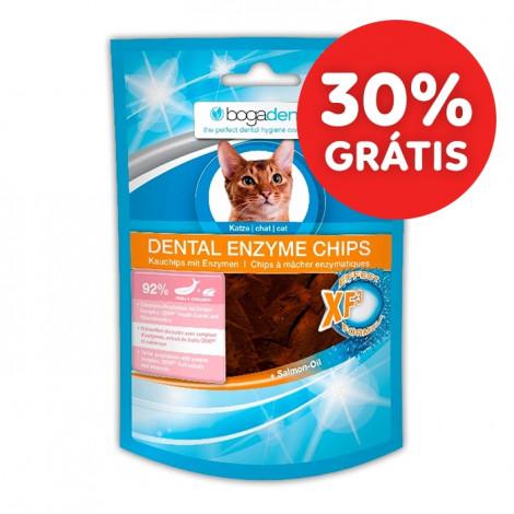 Bogadent® Gato Dental Chips de Peixe