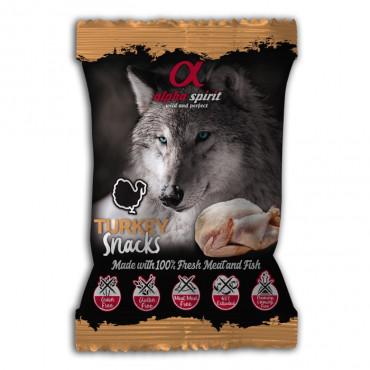 Alpha Spirit Snacks de presunto para cão