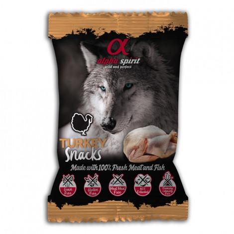Alpha Spirit Snacks de peru para cão